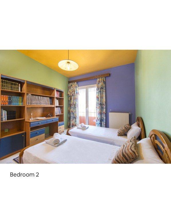 Cozy House in Kalavarda, casa vacanza a Kamiros Scala