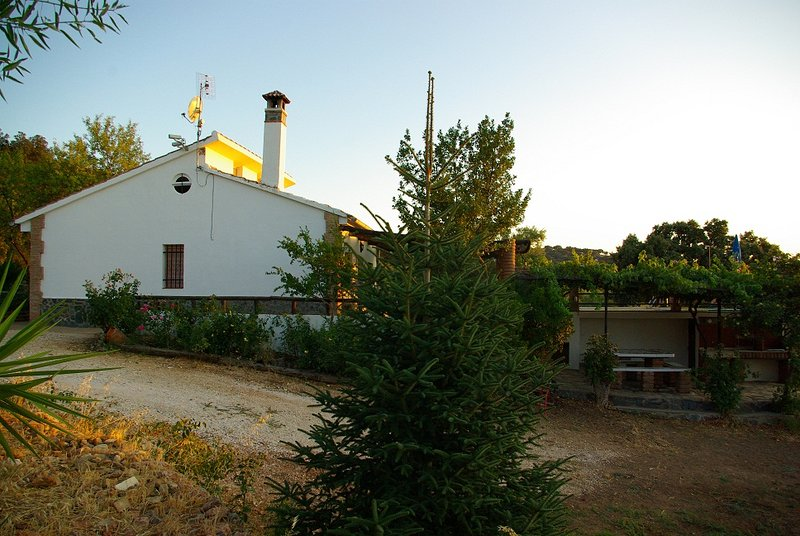 Casa Rural Bellavista Ronda, holiday rental in Igualeja
