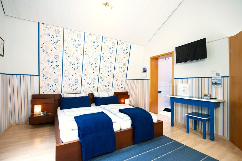 * * * Ferienwohnung & Gästezimmer Kachel / Doppelzimmer 2, holiday rental in Patersberg