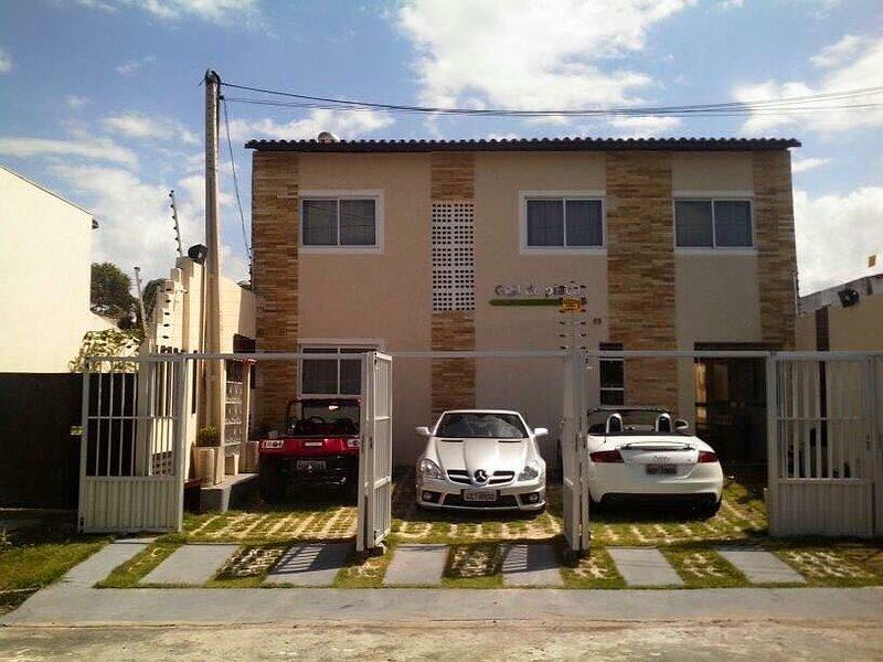 FLATS GOL DE PLACA, aluguéis de temporada em Fortaleza