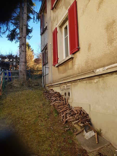 Danis  kämmerli   villakunterbunt    ink Frühstück – semesterbostad i Altstatten
