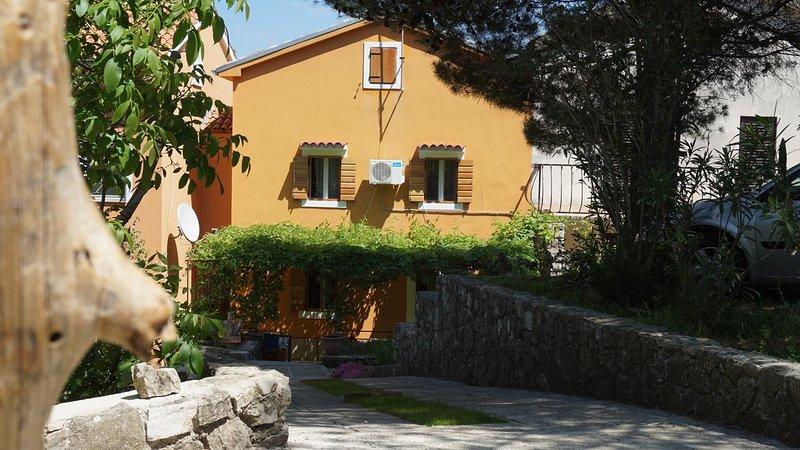 Two bedroom house Nerezine, Lošinj (K-17984), alquiler de vacaciones en Nerezine