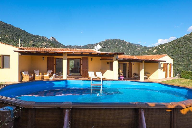 Villa Marietta, vacation rental in Villasimius