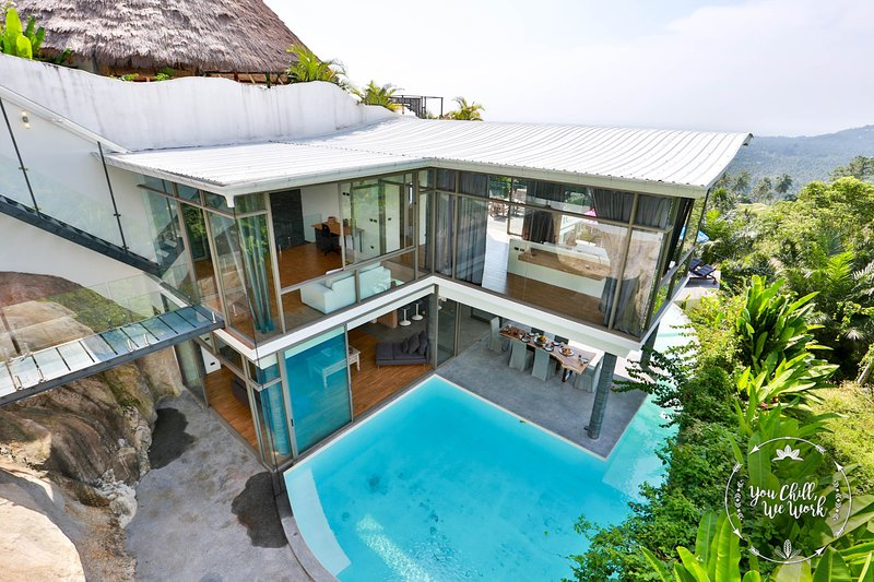 Villa Samsara, holiday rental in Surat Thani