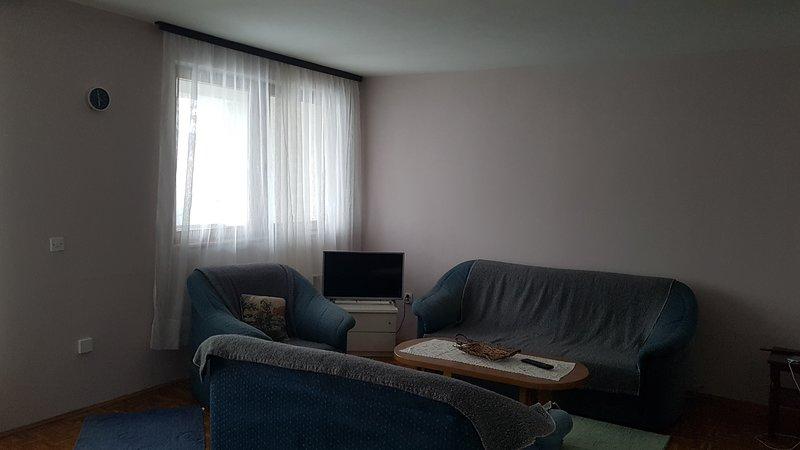 AV apartment for 6, holiday rental in Lukavica