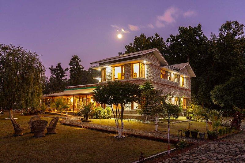 The Orchard Bunglow by Vista Rooms, location de vacances à Dehradun