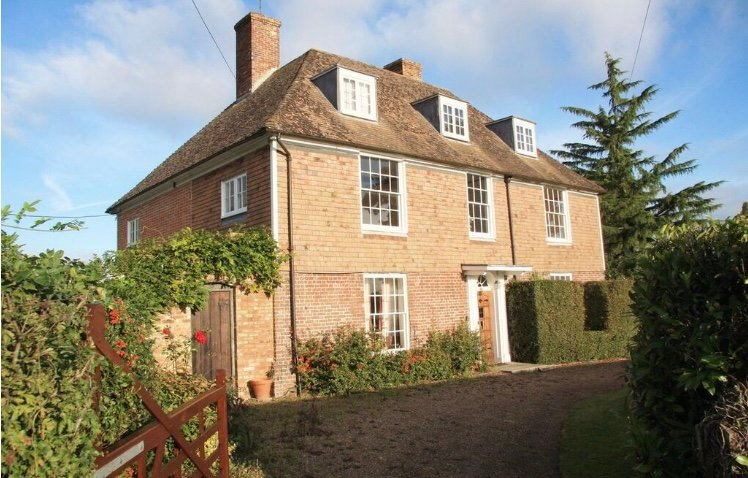 Barons Grange Bed & Breakfast Rose Room, holiday rental in Stone in Oxney