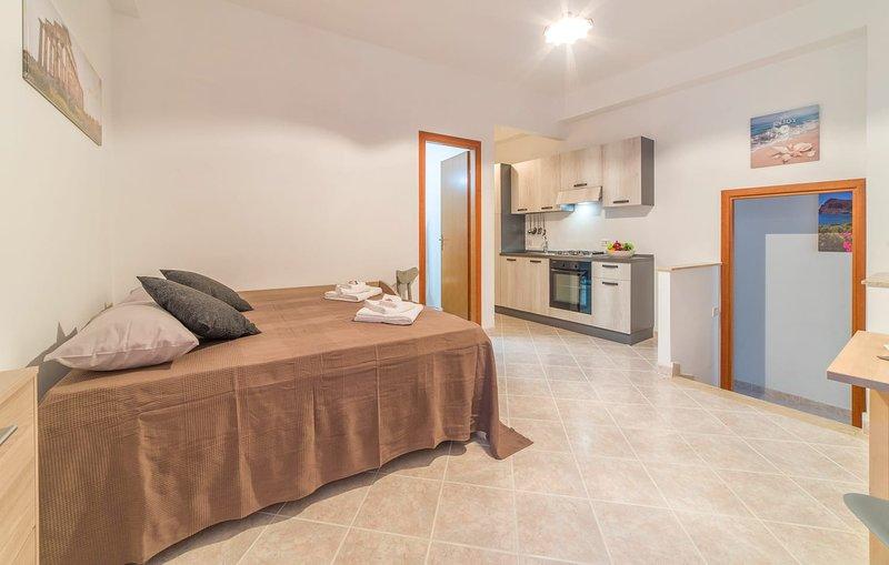 Alba a Menfi, Camera Porto Palo, holiday rental in Santa Margherita di Belice