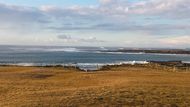 Peaceful Haven on the Wild Atlantic West Clare Way, holiday rental in Lahinch