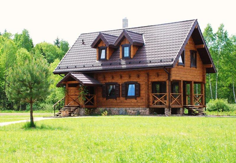 Paupio sodyba, aluguéis de temporada em Condado de Vilnius