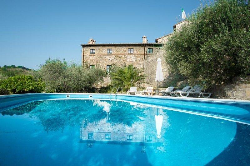CASTEL DARNO gruppi in autogestione, location de vacances à Perugia