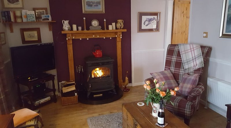 Traditional Irish Cottage, Carrigans, Donegal, holiday rental in Swinford