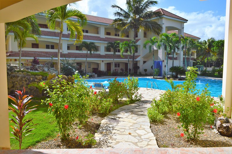 The Palm Beach Luxury Condo, vakantiewoning in Espaillat Province