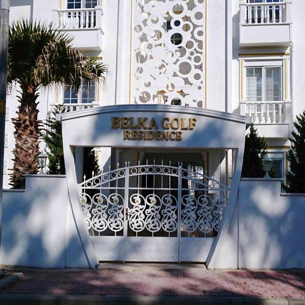 Belka Golf Residence Penthouse1, vacation rental in Kadriye