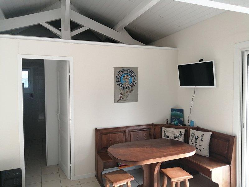 Location gîte, alquiler vacacional en Biganos