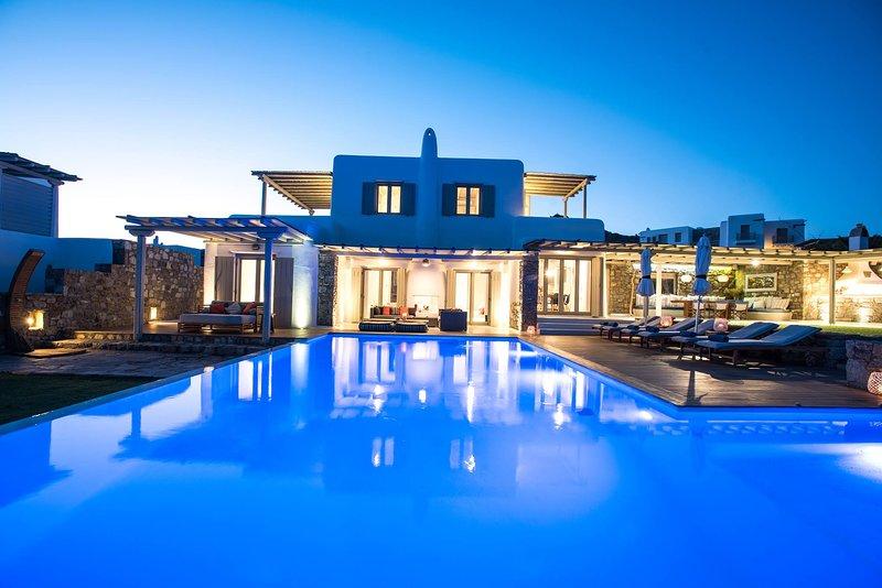 Villa Kalafati, holiday rental in Kalafatis