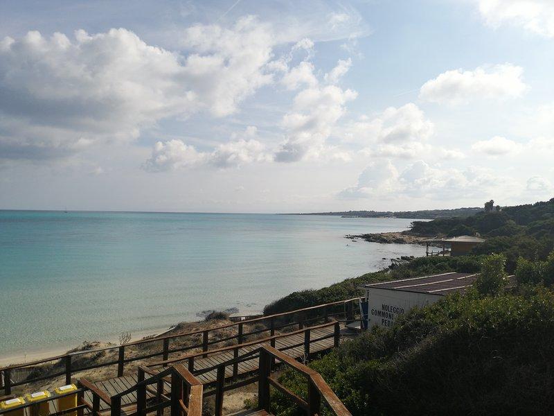 Stintino vacanze vicino al mare, holiday rental in Stintino