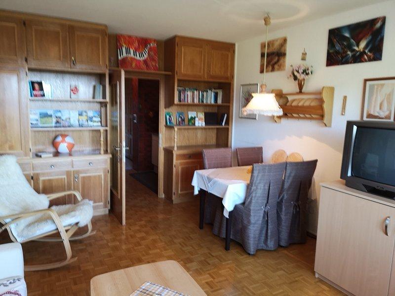Appartment Simonhöhe 3/75, location de vacances à Sirnitz-Sonnseite