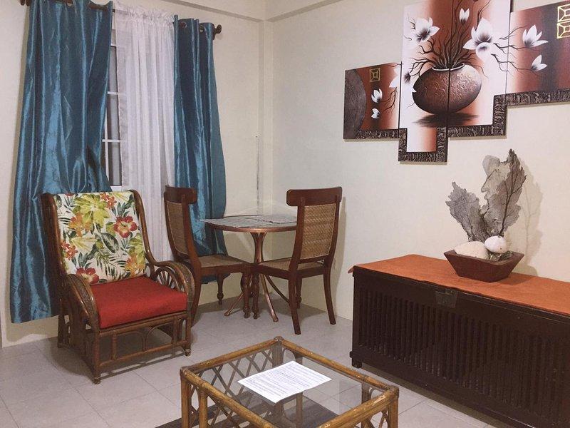 1 Bedroom Apartment with Ocean View -Canouan, alquiler de vacaciones en Canouan
