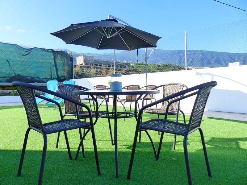 Amazing apartment with sea view, alquiler vacacional en La Orotava