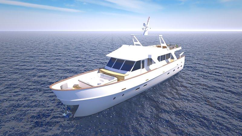 M/Y ADRIATIC DREAM, 4 cabins for 8 guests, Dubrovnik, vacation rental in Dubrovnik