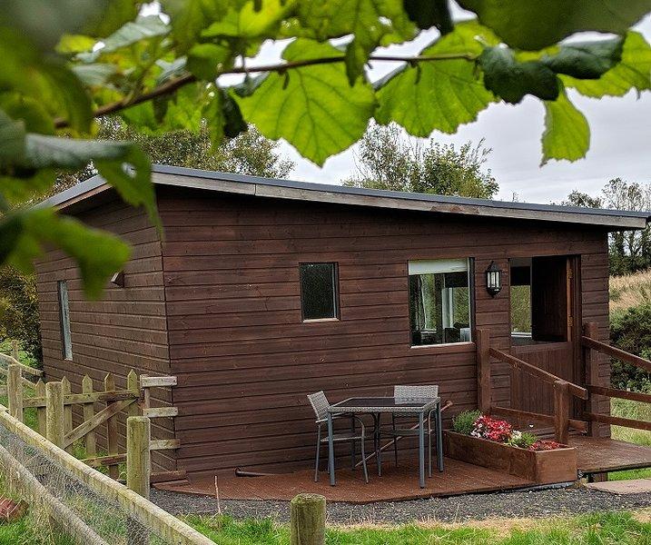 Shepherd's Cabin, holiday rental in Longframlington