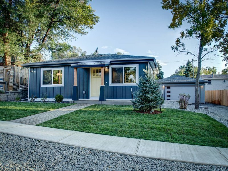 Completely renovated cottage in the heart of downtown Colorado Springs!