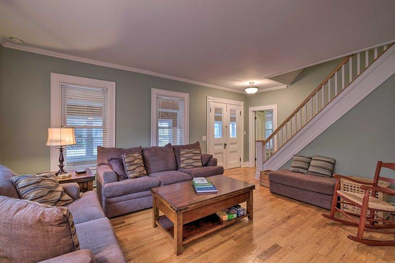 NEW! Historic Home Just 1Mi to Schoodic Peninsula, vacation rental in Prospect Harbor