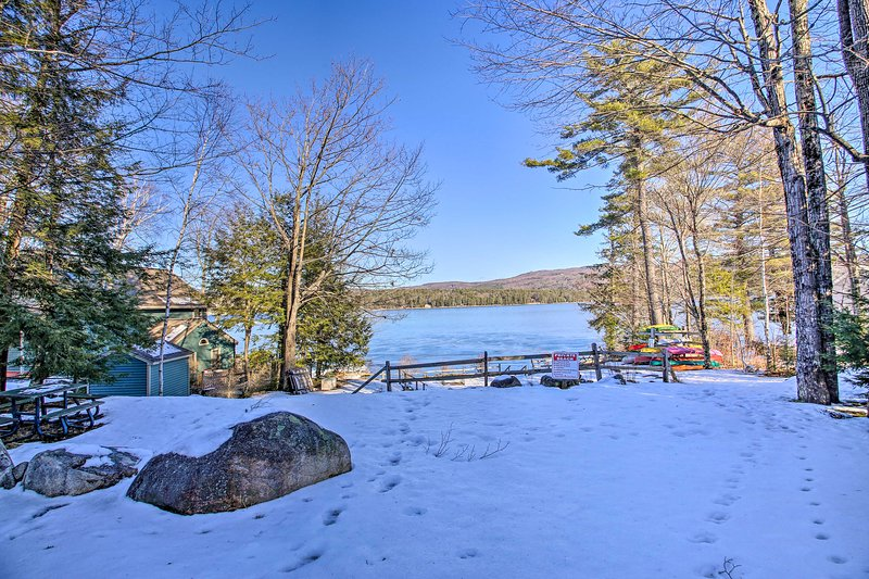 NEW! Renovated Lakehouse w/ Kayaks & Beach Access! UPDATED ...