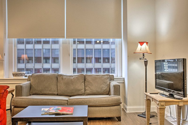 NEW! Renovated Baltimore Apt. in Heart of Downtown, location de vacances à Glen Arm