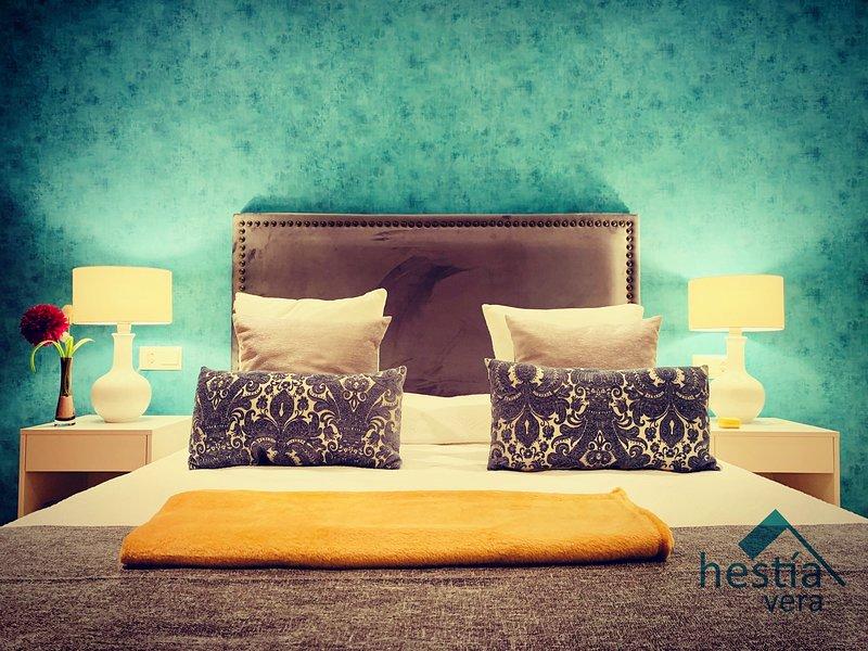 Hestía Vera Thalassa. Your relax home away from home, alquiler vacacional en Playas de Vera