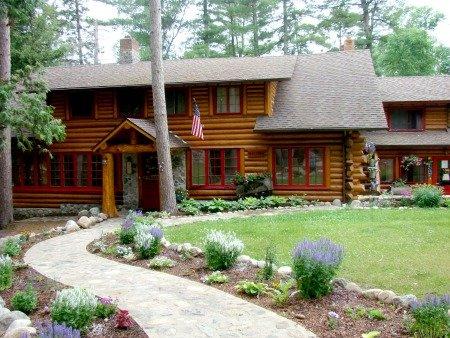 Wilderness Lodge, holiday rental in Bigfork