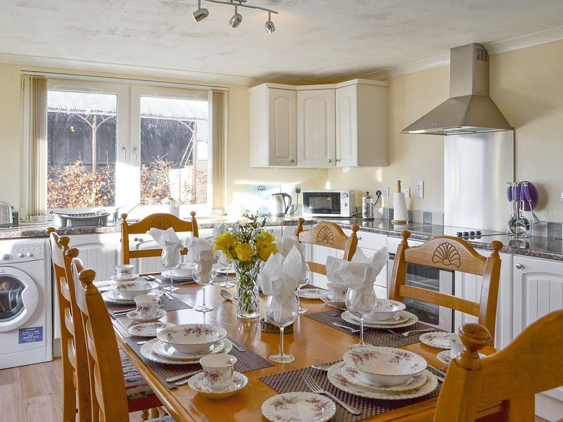The Granary - UK5676, casa vacanza a Linlithgow