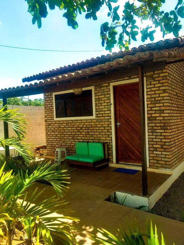 CHALÉ DOS SONHOS, alquiler de vacaciones en Estado de Río Grande del Norte