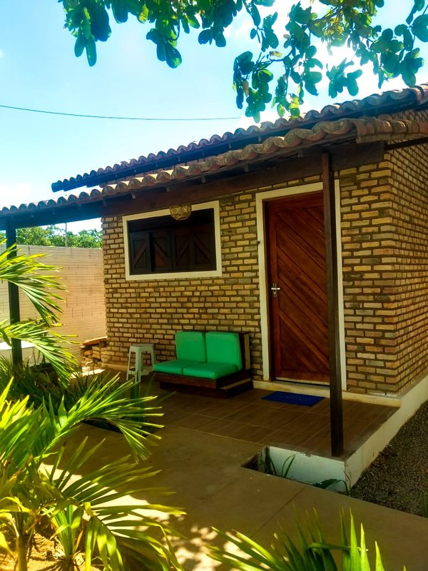 CHALÉ DOS SONHOS, holiday rental in Sao Miguel do Gostoso