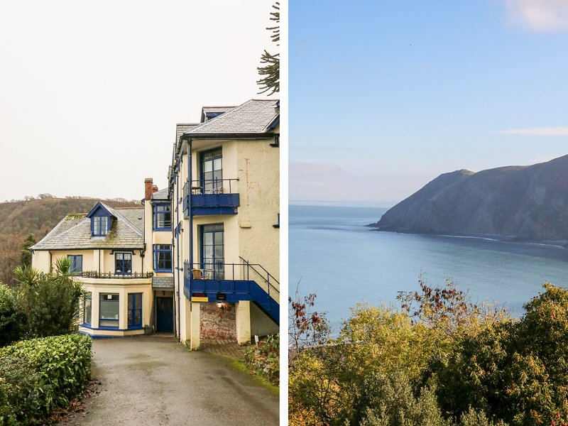 Blue Bay, Lynton, holiday rental in Barbrook