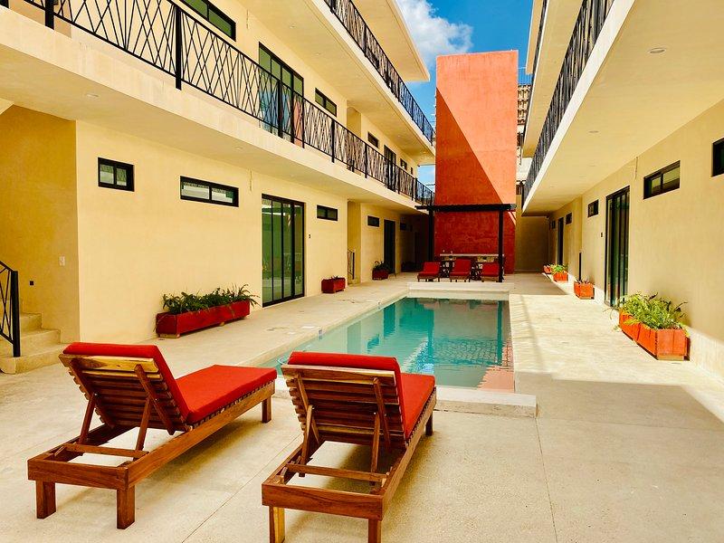 La Casa Del Buho 1 Tulum, vacation rental in Tulum