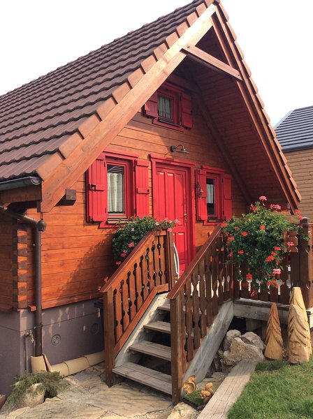 Chalet Colline & Lou, holiday rental in Orschwihr