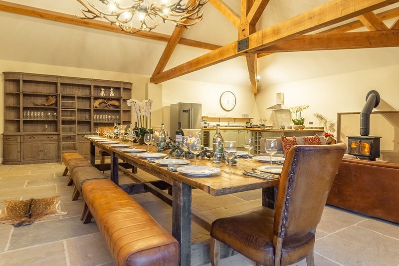 The Owl House, vacation rental in East Rudham