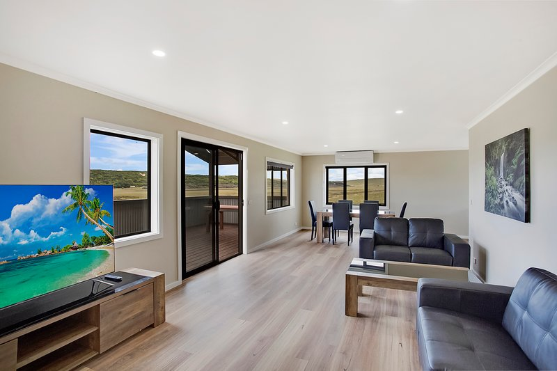 Otway coastal villas, Golden wattle, location de vacances à Port Campbell