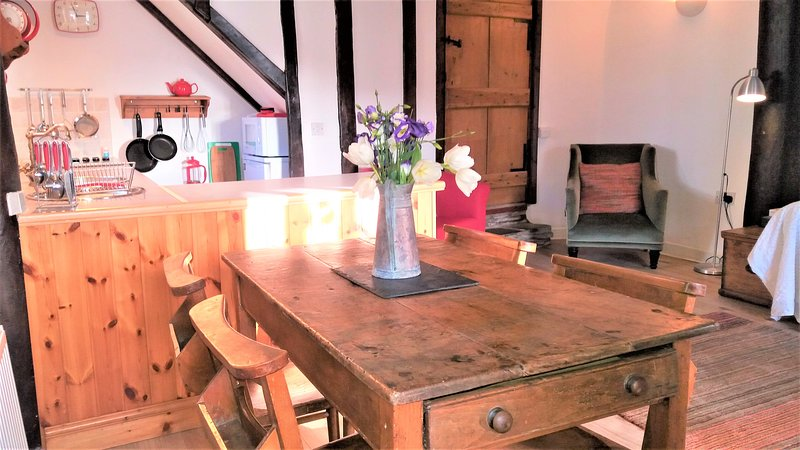 Hayloft at Strawfields, holiday rental in Ilfracombe