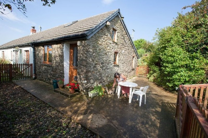 Comfort Cottage Healing, location de vacances à Clydey