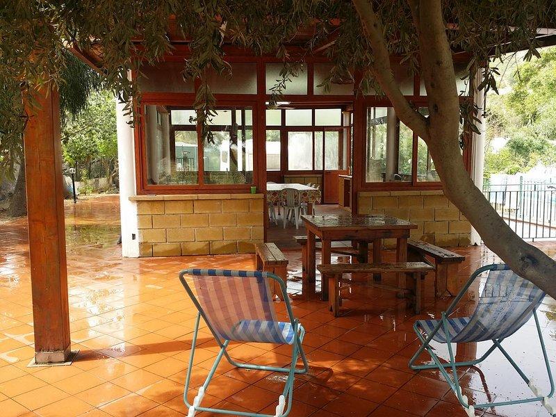 Amazing house near the beach – semesterbostad i Vulcanello
