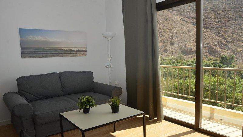 Apt. El Molino 3A, holiday rental in Vueltas