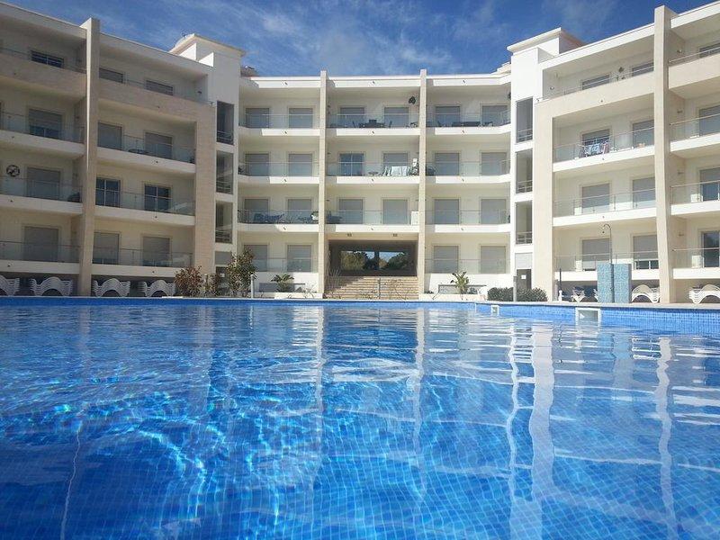 Albufeira apartment holiday rentals – semesterbostad i Branqueira