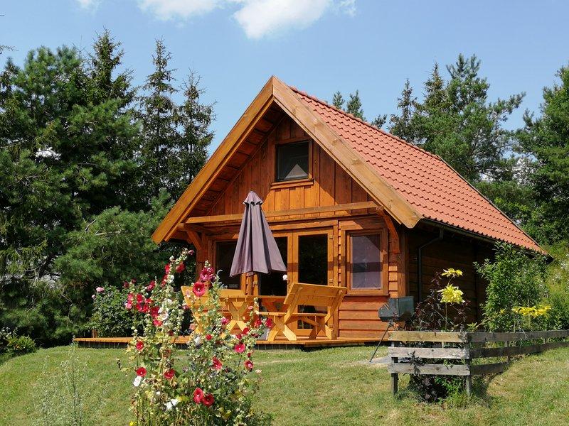 Agroturystyka 'Mazurska Dolina', vacation rental in Ryn