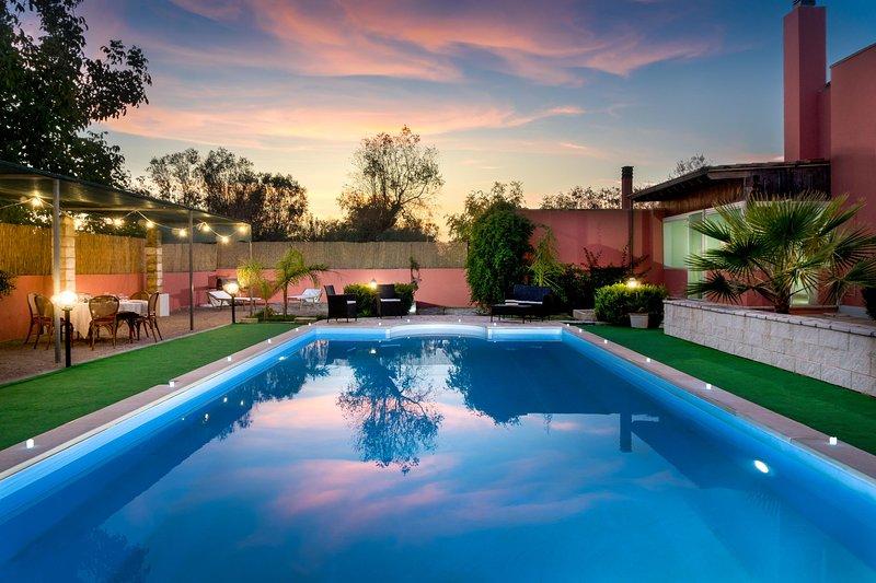 Villa Antares - Casarano, holiday rental in Casarano