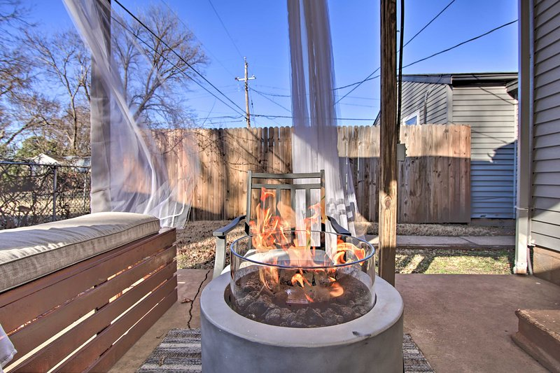 Remodeled Brookside Home - 4 Mi. to Downtown+Expo!, vacation rental in Jenks
