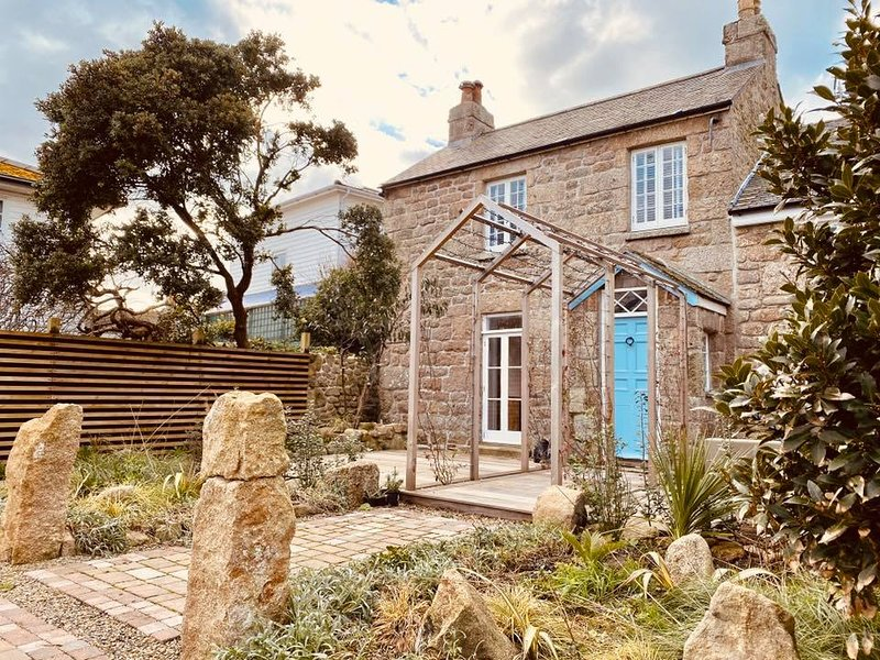 Charlotte House Luxury Self Catering Rental, casa vacanza a Isole Scilly