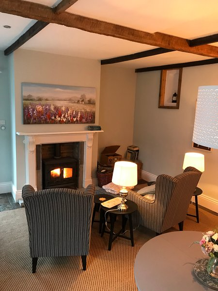 Rustic Stable Barn Riverside Retreat, holiday rental in Donard